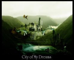 City of My Dreams by Randoms-Foundling