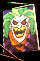 The Joker (The Batman) by Joker-laugh