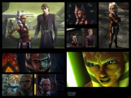 Ahsoka Collage by Ahsoka4Ever