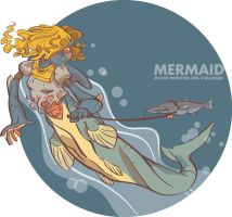 Mermaid by creatorofall