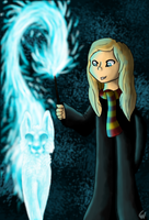 Expecto Patronum by wolfycatlover38