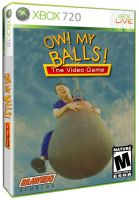 Ow My Balls the game by Agent-Spiff