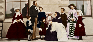 The Family of Queen Victoria by Livadialilacs