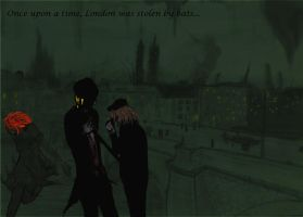 Welcome to Fallen London by Jester-of-Dragons