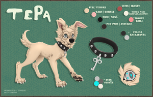 Character: Tepa by Zietro