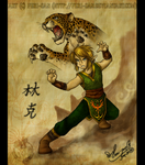 LoZ: +Hunting Panther+ by Ferisae
