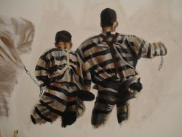 Oh Brother Where Art Thou oil by ArtGirl216