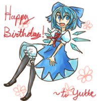 Happy B-Day to Yukke by Kyuubiness