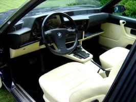 Bmw 635CSI by ShadoWpictureS