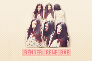 [151214] Render Irene by HunhanStyle
