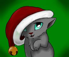 Christmas Kitty by CleverCrafts