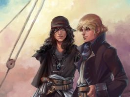 They are pirats by Vitcer