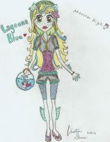 Lagoona Blue. by MissDespair117