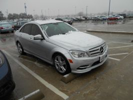 2011 Mercedes-Benz C300 by TR0LLHAMMEREN