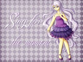 Sing for the moment by SxLizzy