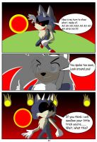 kyo VS Sonic exe page 42 by DiscoSaeba