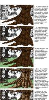 Mystic tree Tutorial by farhatali-2005