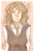 Hermione. by pokings