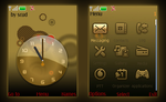 Bronzy for Nokia s40 by vekanoid