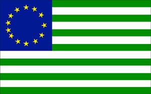 United States of Europe/European Federation by Beastboss