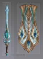 Rift SwordCloack by BiPiCado