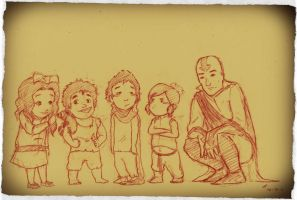 Avatar: New Friends- Miniaturized by EnergyBender