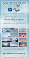 Clouds and Sky Tutorial by SarahScala