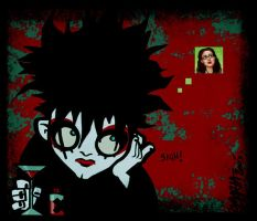 - the cure - for MissLeo by lllaria