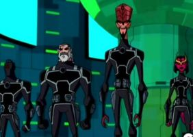 BEN 10 OMNIVERSE: NEW EPISODE!!! MEET THE ROOTERS by ShuelAhmed