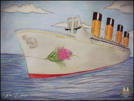 The Beauty of the Bride by RMS-OLYMPIC