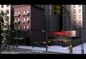 Foodies shop by jomet