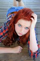 Eyes up Karoline by 904PhotoPhactory