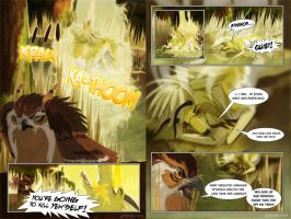 Giderah Issue 1 page 3 - 4 by Plaguedog