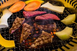 Korean BBQ in Japan by draxxion