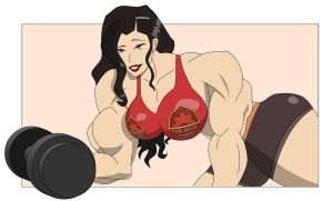Industrial strength Asami by Br33zr