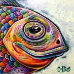 Funky Fish #1 by bryancollins