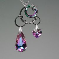 Plasma v6 Necklace- SOLD by YouniquelyChic