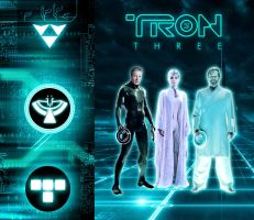 TRON THREE by Sternwise