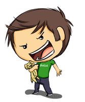 CHIBIBUSCUS by NejiKitty