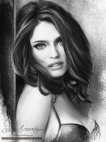 The Beauty of a Woman -  Bianca Balti by Amro0
