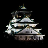 Osaka Castle by Sting1