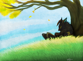 Rest by TigresToku