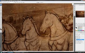 Horses of Saint Mark Preview by BreakthroughDesigns