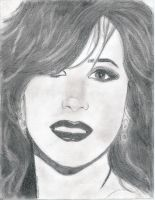 Najwa Karam by animelove1234