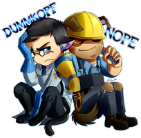 AT: Say Nope to Dummkopfs by SimplyKeji
