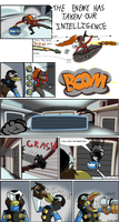 Blasted Soldier by madfather