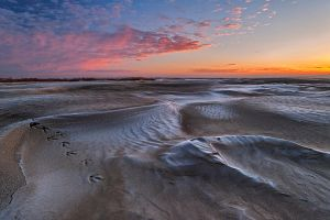 Frosty Sand by MarshallLipp