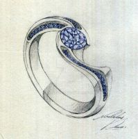 ring sketch new by SirDavis
