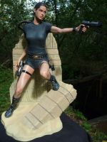 Lara Croft Tomb Raider by Enelaur