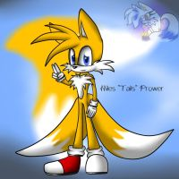 Miles Tails Prower by SonicSonic1